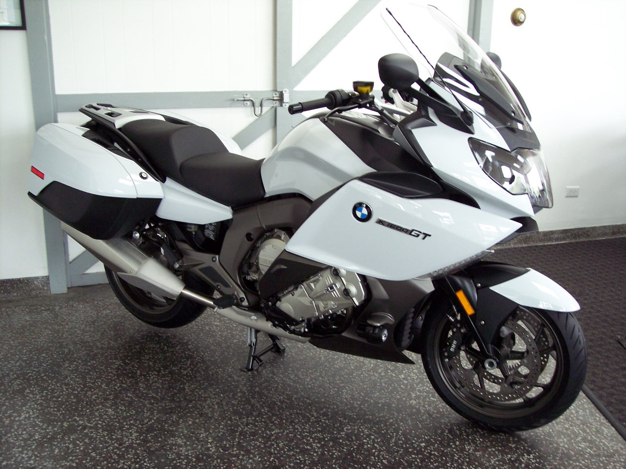2015 Bmw K1600gt Sport Touring Motorcycle From Barrington Iltoday