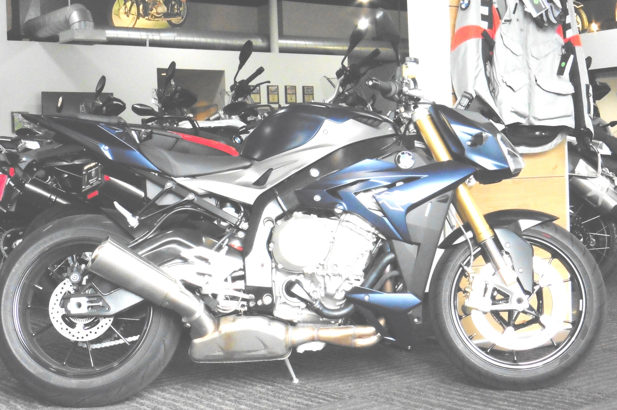 2015 BMW S 1000 RR Sportbike Motorcycle From De Pere, WI