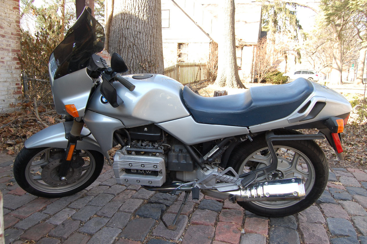 See more photos for this BMW K 75, 1986 motorcycle listing