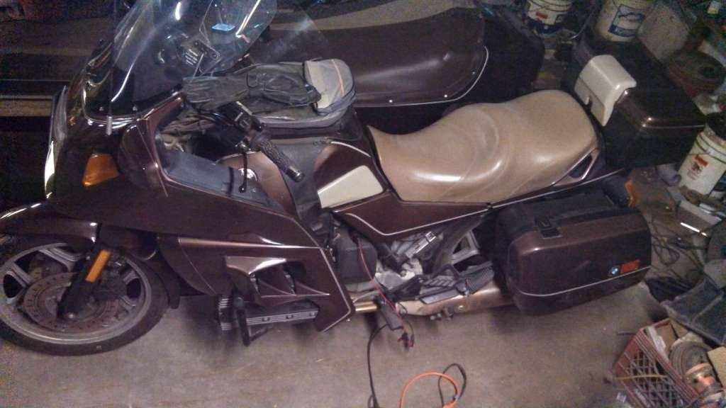 See more photos for this BMW K100LT, 1988 motorcycle listing