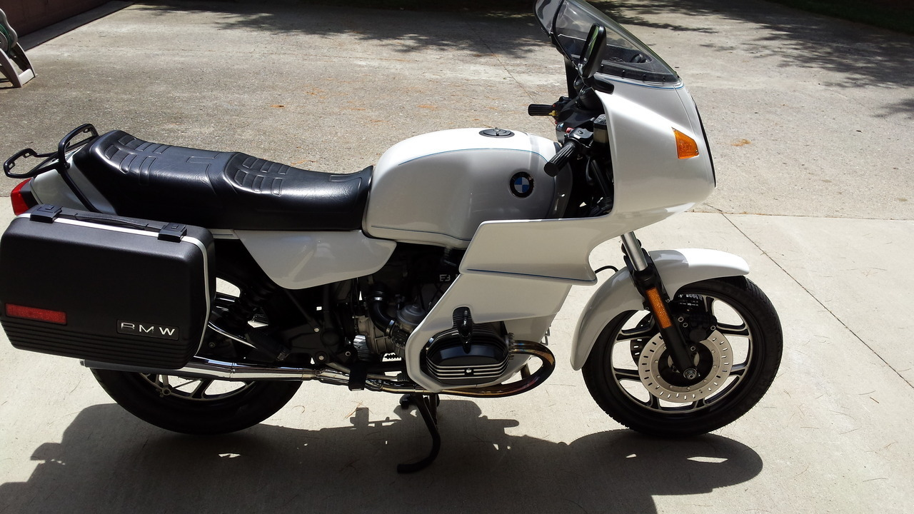 See more photos for this BMW R 100 RS, 1988 motorcycle listing
