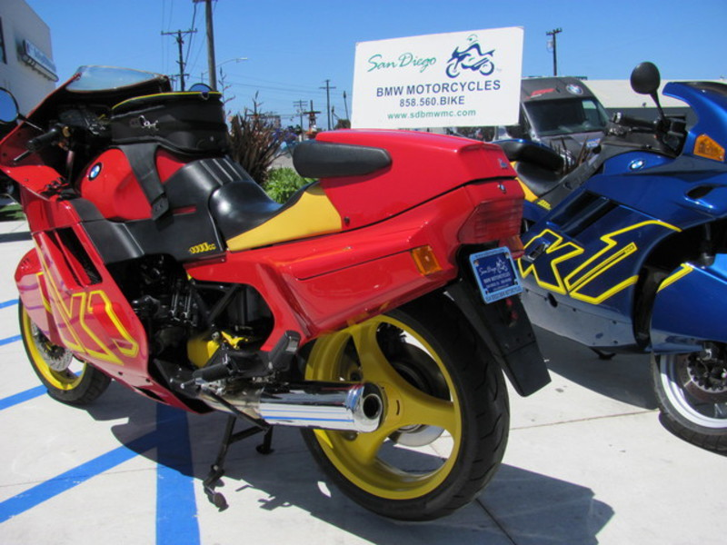 See more photos for this BMW K1, 1990 motorcycle listing