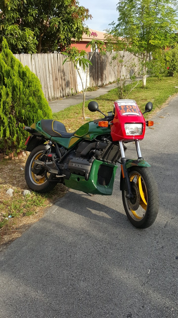 See more photos for this BMW K 75, 1991 motorcycle listing