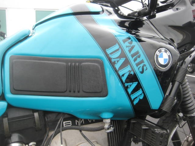 See more photos for this BMW R100GS Paris Dakar  , 1991 motorcycle listing