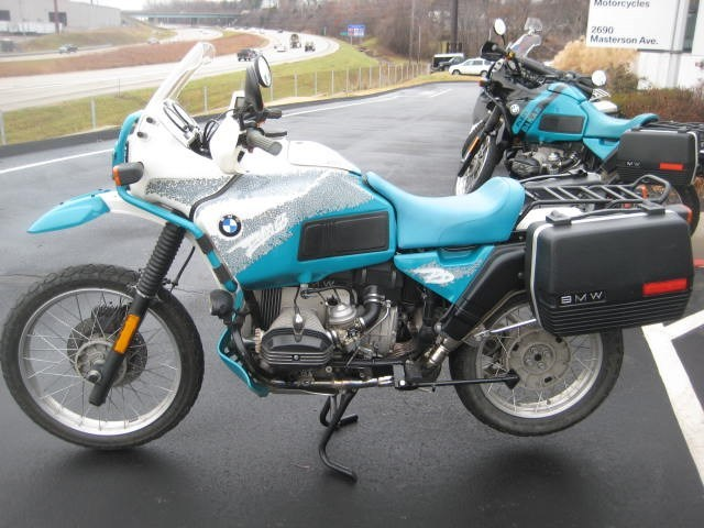See more photos for this BMW R100GSPD  *PARIS DAKAR!*, 1993 motorcycle listing