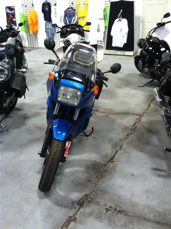 See more photos for this BMW K75/S, 1994 motorcycle listing