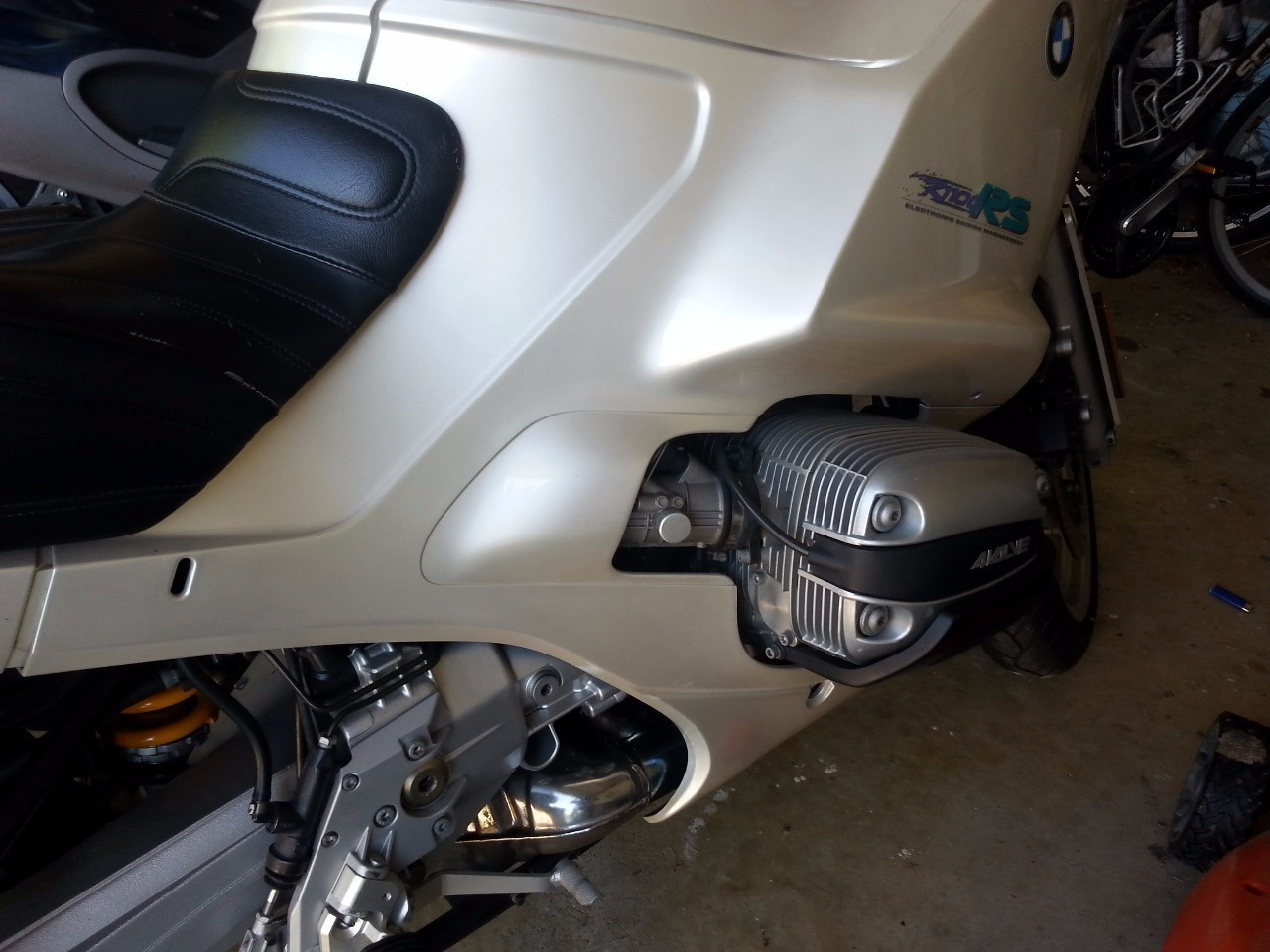 See more photos for this BMW R 1100 RS, 1994 motorcycle listing