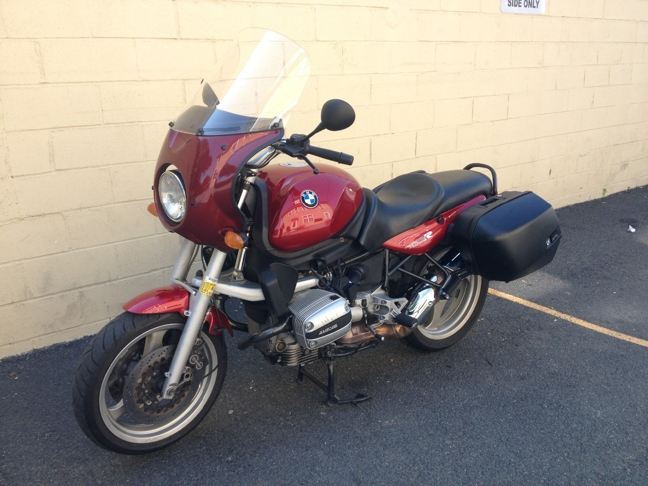 See more photos for this BMW K1200S, 1995 motorcycle listing