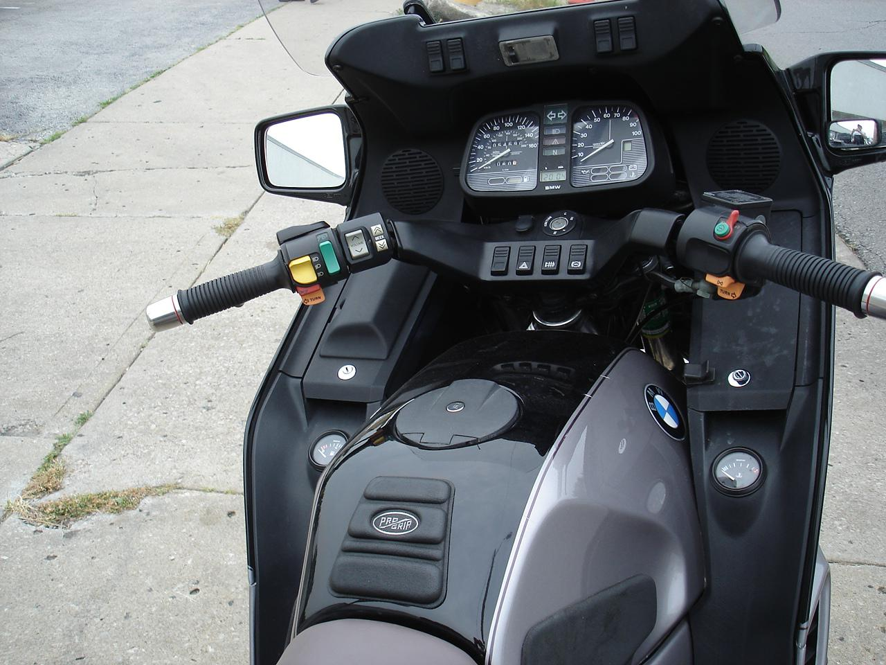 See more photos for this BMW K1100LT, 1996 motorcycle listing