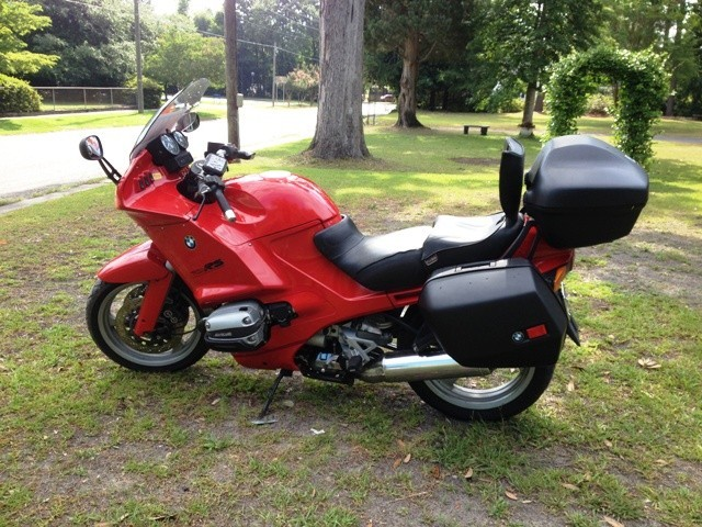 See more photos for this BMW R 1100 RS, 1996 motorcycle listing