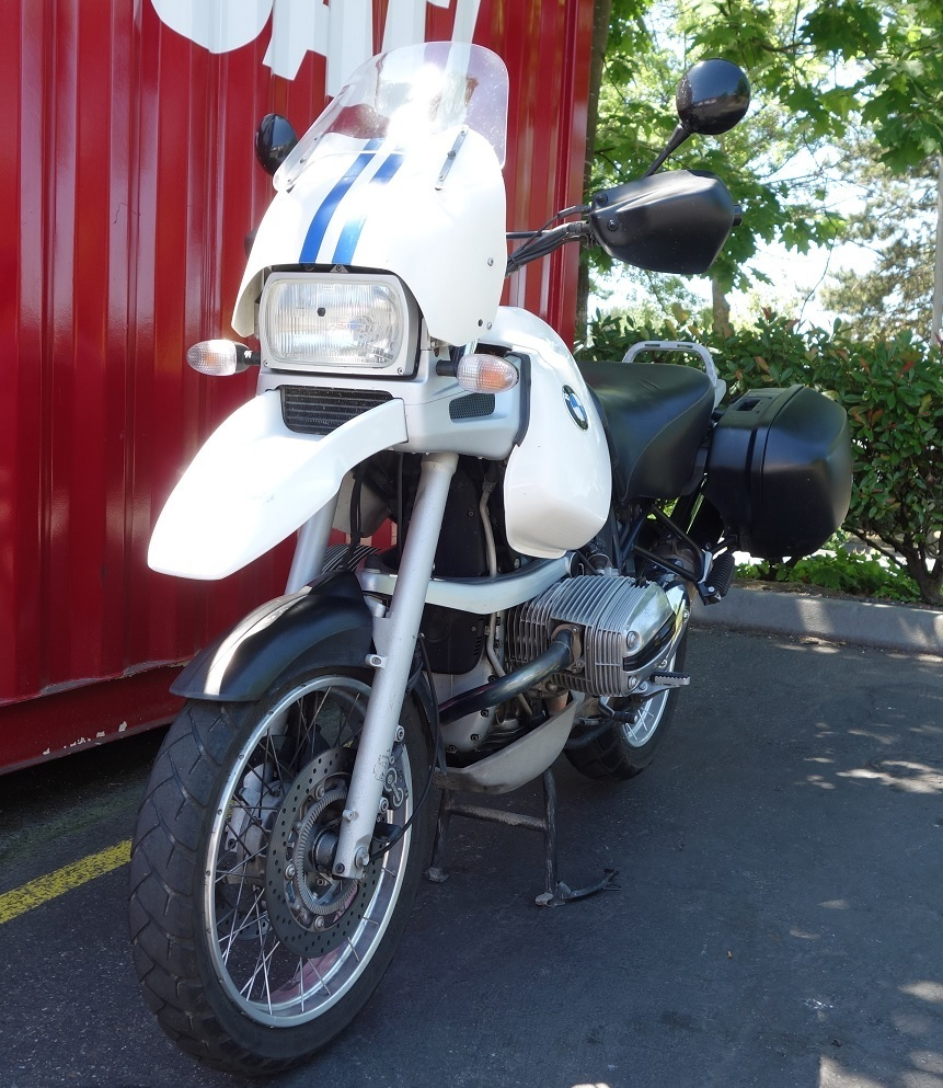 See more photos for this BMW R1100GS, 1996 motorcycle listing