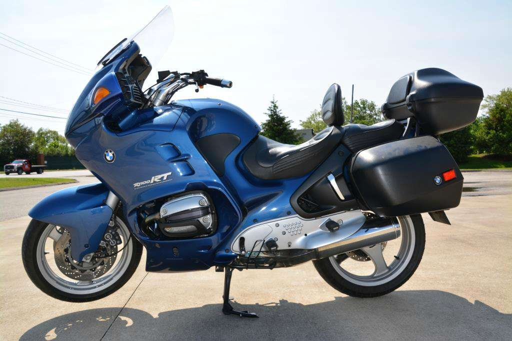 See more photos for this BMW R1100RT, 1997 motorcycle listing