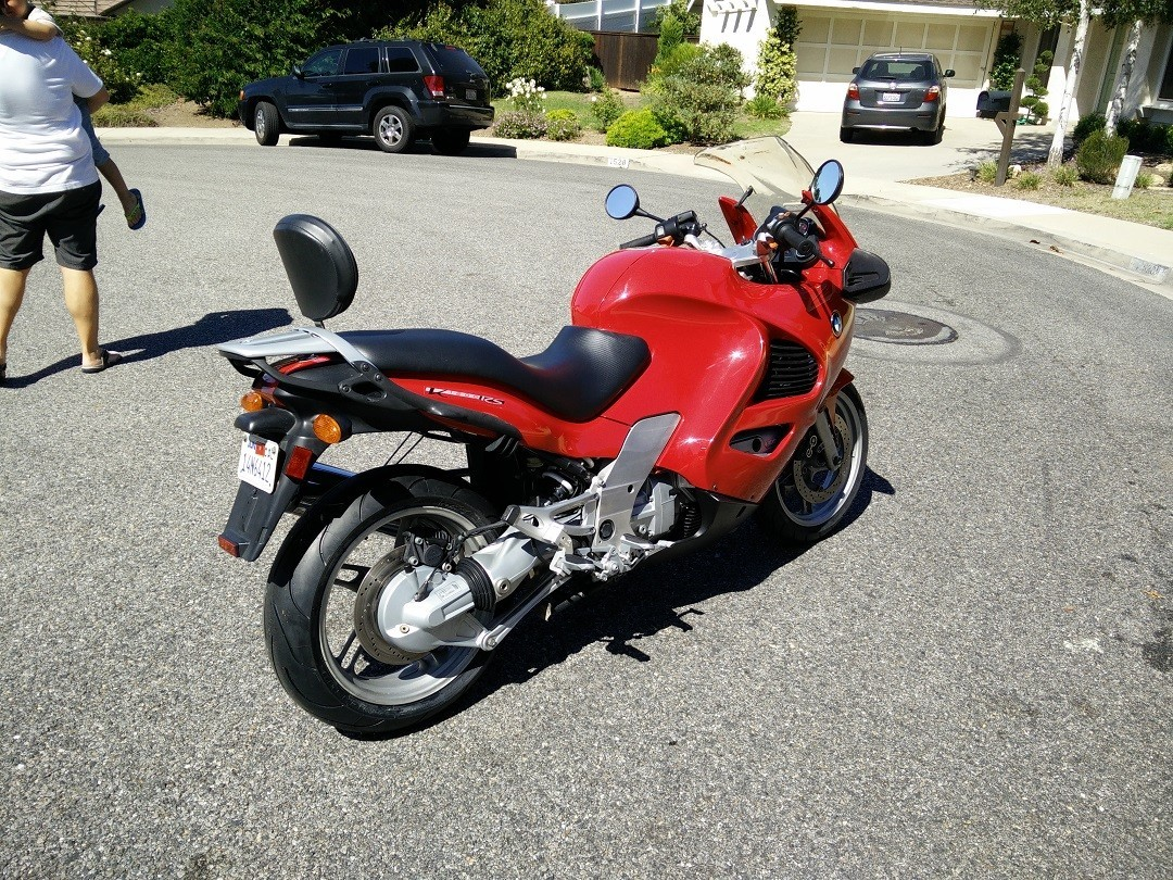 See more photos for this BMW K 1200 R SPORT, 1998 motorcycle listing