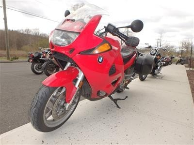 See more photos for this BMW K1200RS, 1998 motorcycle listing