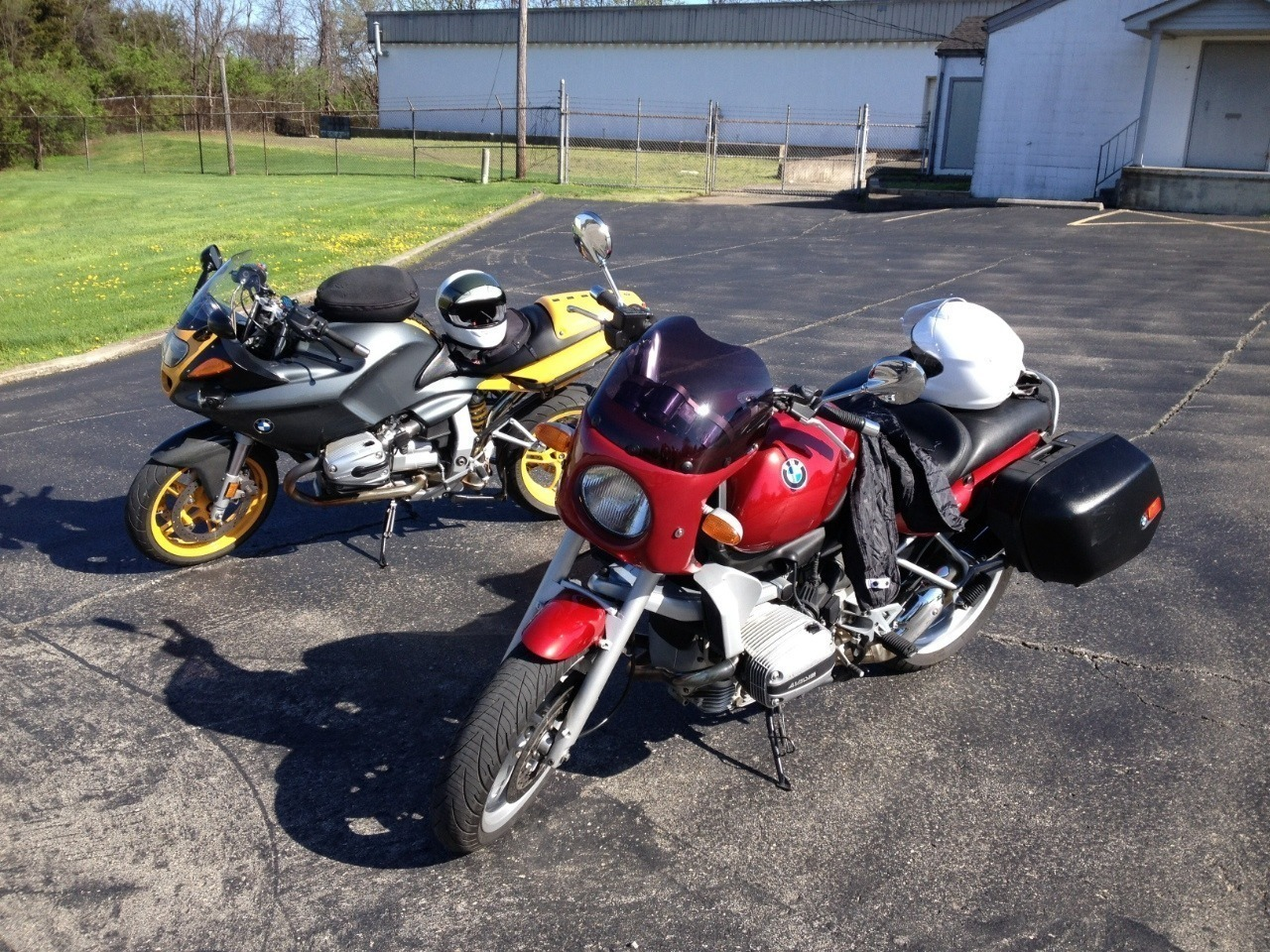 See more photos for this BMW R 1100 R, 1998 motorcycle listing