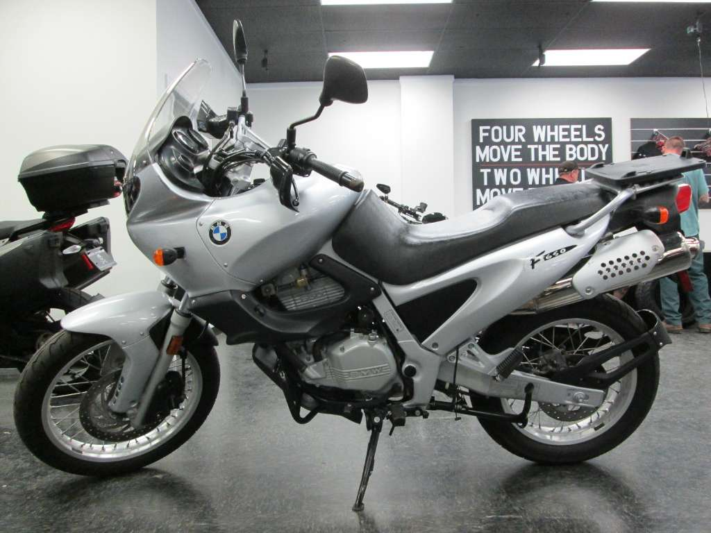 See more photos for this BMW F 650, 1999 motorcycle listing
