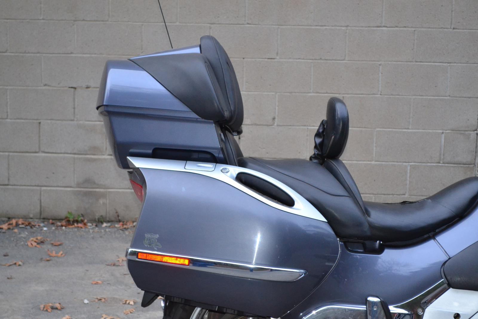 See more photos for this BMW K1200LT, 1999 motorcycle listing