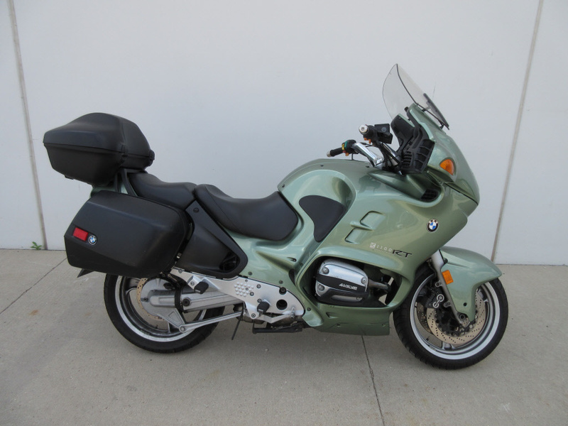 See more photos for this BMW R1100 RT, 1999 motorcycle listing