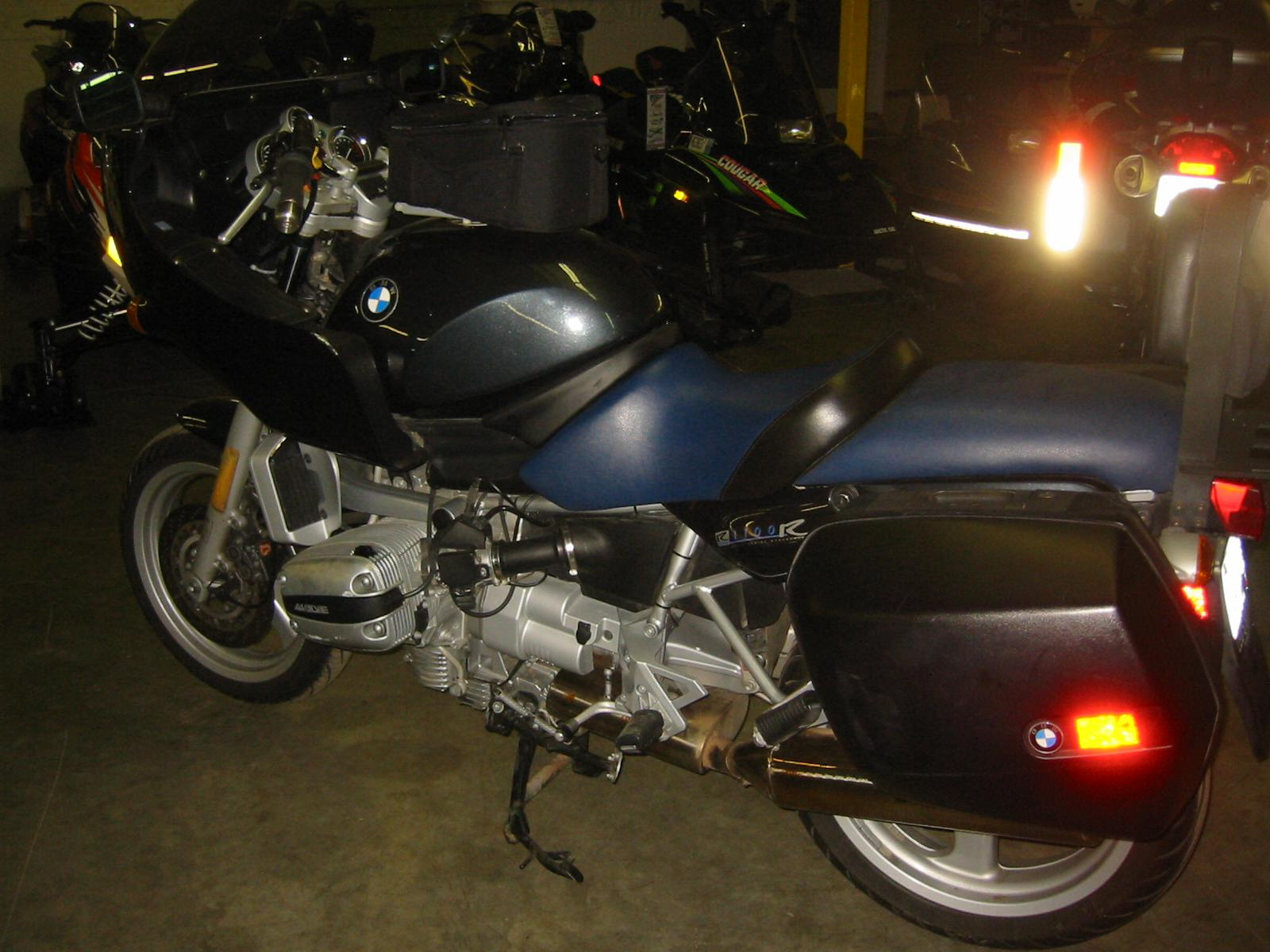 See more photos for this BMW R1100R ABS, 1999 motorcycle listing