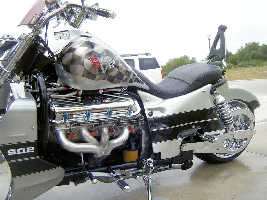 See more photos for this Boss Hoss Custom , 2000 motorcycle listing