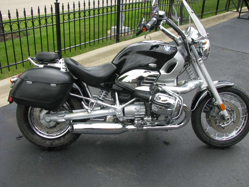 2001 bmw r 1200 c montana cruiser motorcycle from carol stream il today sale 4 999. Black Bedroom Furniture Sets. Home Design Ideas