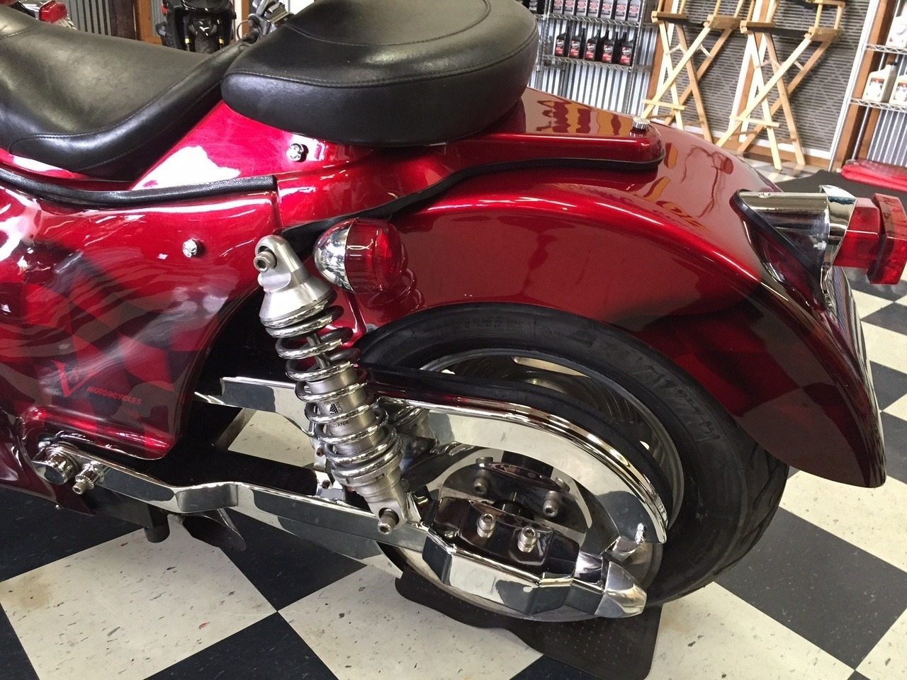 See more photos for this Boss Hoss  BHC3 ZZ4, 2001 motorcycle listing