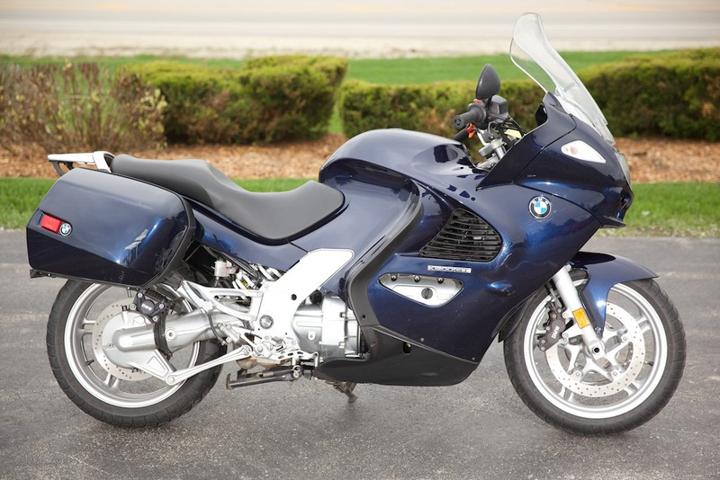2003 bmw k1200gt sport touring motorcycle from cedarburg wi today. Cars Review. Best American Auto & Cars Review