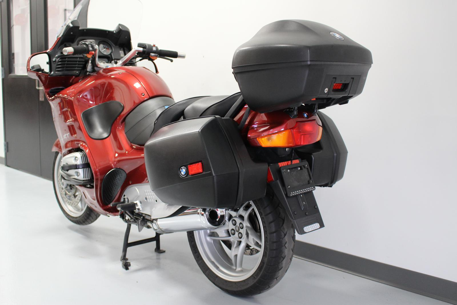 2004 BMW R 1150 RT Sport Touring Motorcycle From De Pere ...