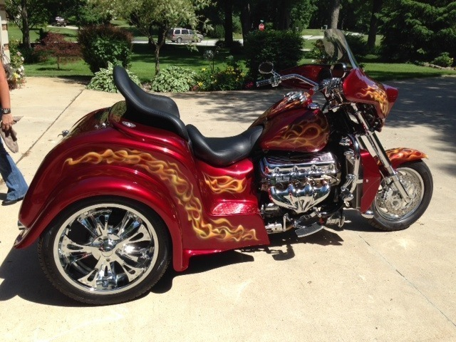 See more photos for this Boss Hoss 32 Coupe, 2004 motorcycle listing
