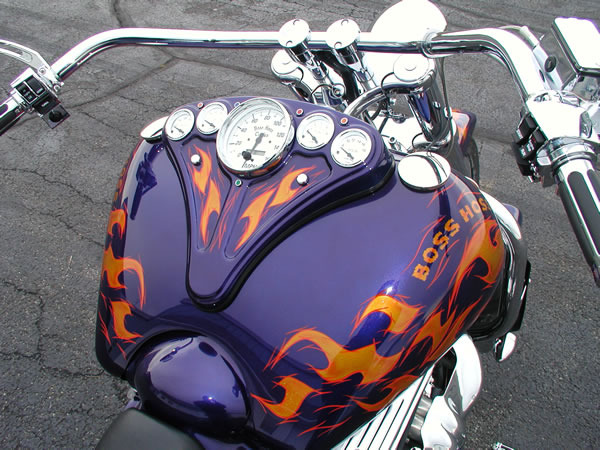 See more photos for this Boss Hoss 350 CI ZZ4, 2004 motorcycle listing