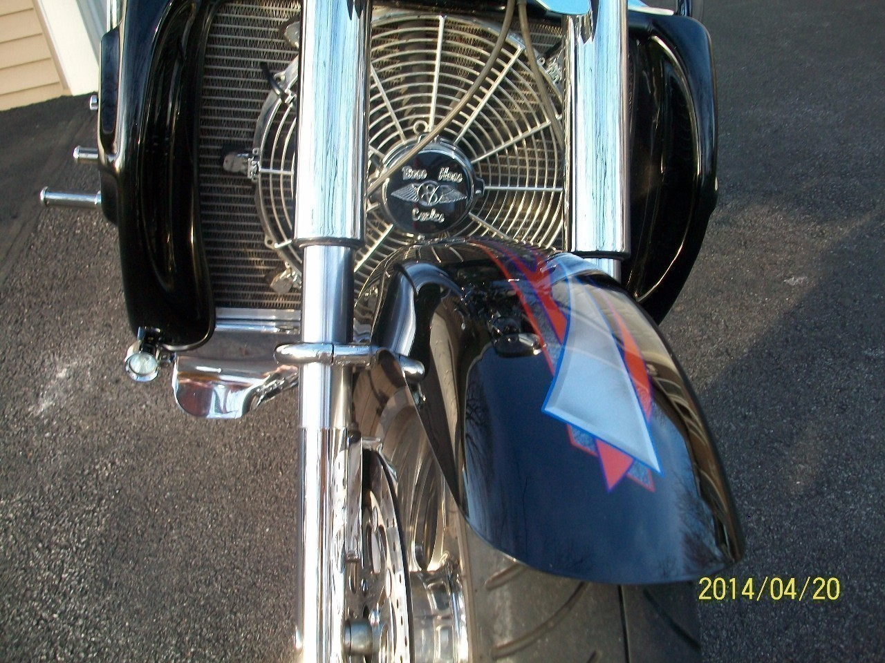 See more photos for this Boss Hoss Zz4 , 2004 motorcycle listing