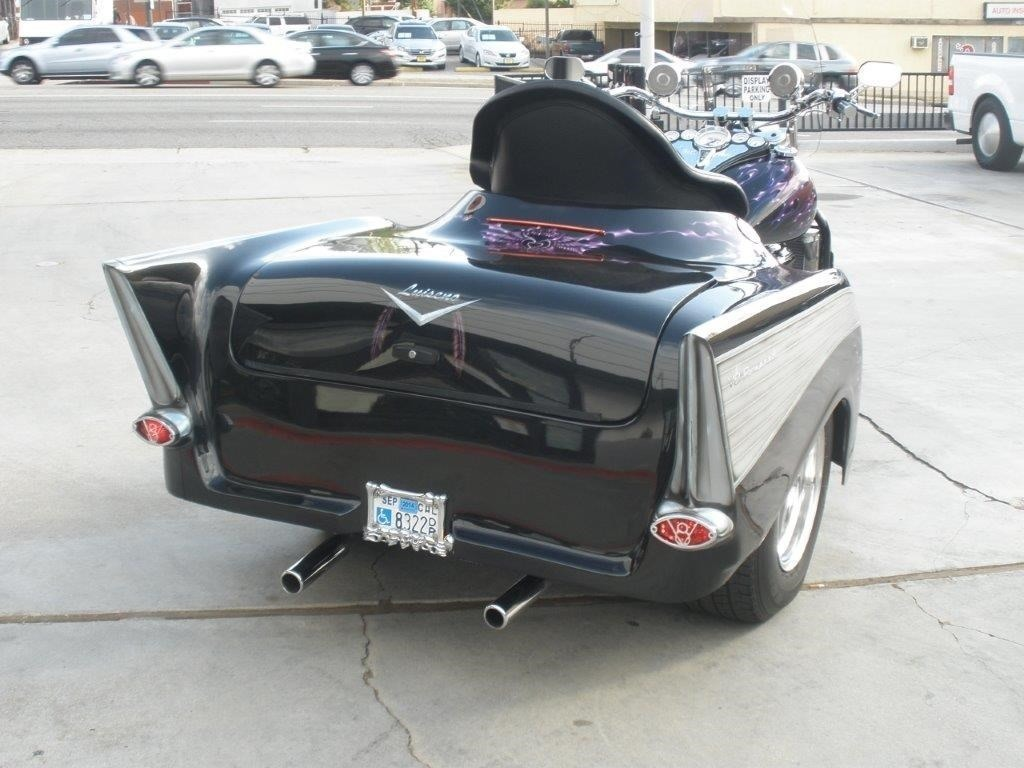 See more photos for this Boss Hoss 57 CHEVY, 2006 motorcycle listing