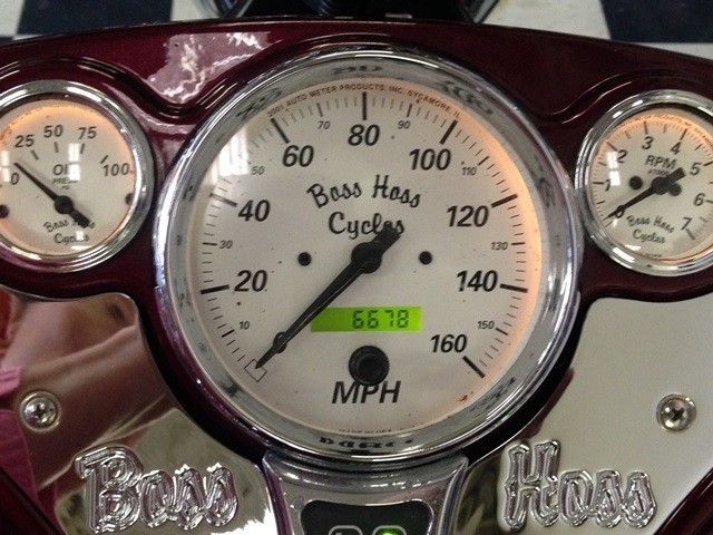 See more photos for this Boss Hoss BHC-9 57 CHEVY, 2006 motorcycle listing
