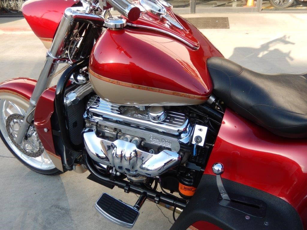 See more photos for this Boss Hoss Willys Trike , 2006 motorcycle listing