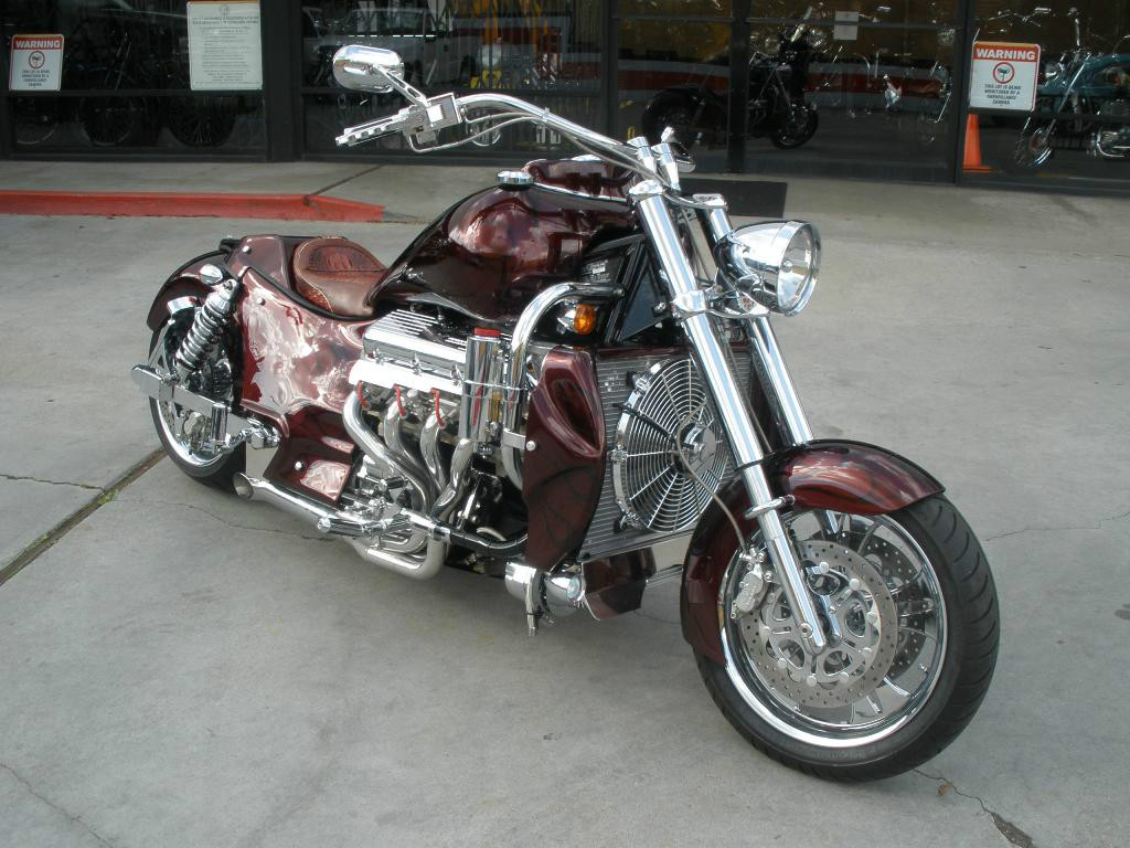 See more photos for this Boss Hoss 502 CUSTOM, 2007 motorcycle listing