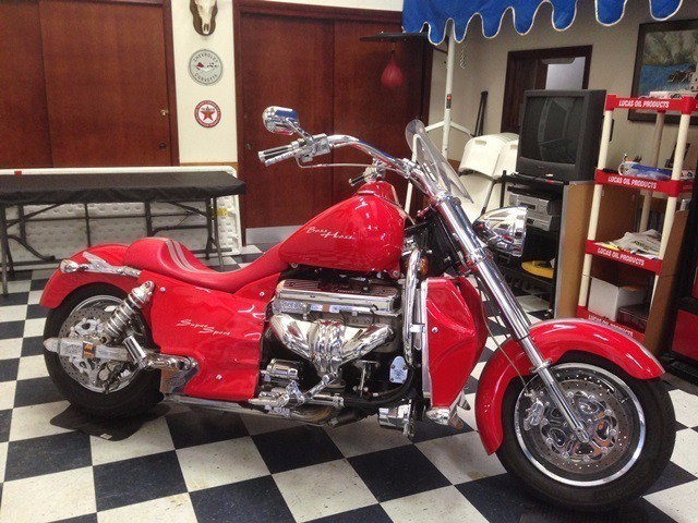 See more photos for this Boss Hoss BHC 3 Super Sport Bike, 2007 motorcycle listing