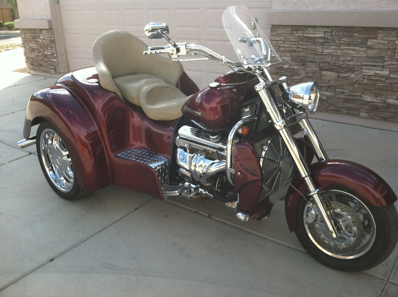 See more photos for this Boss Hoss Other , 2007 motorcycle listing