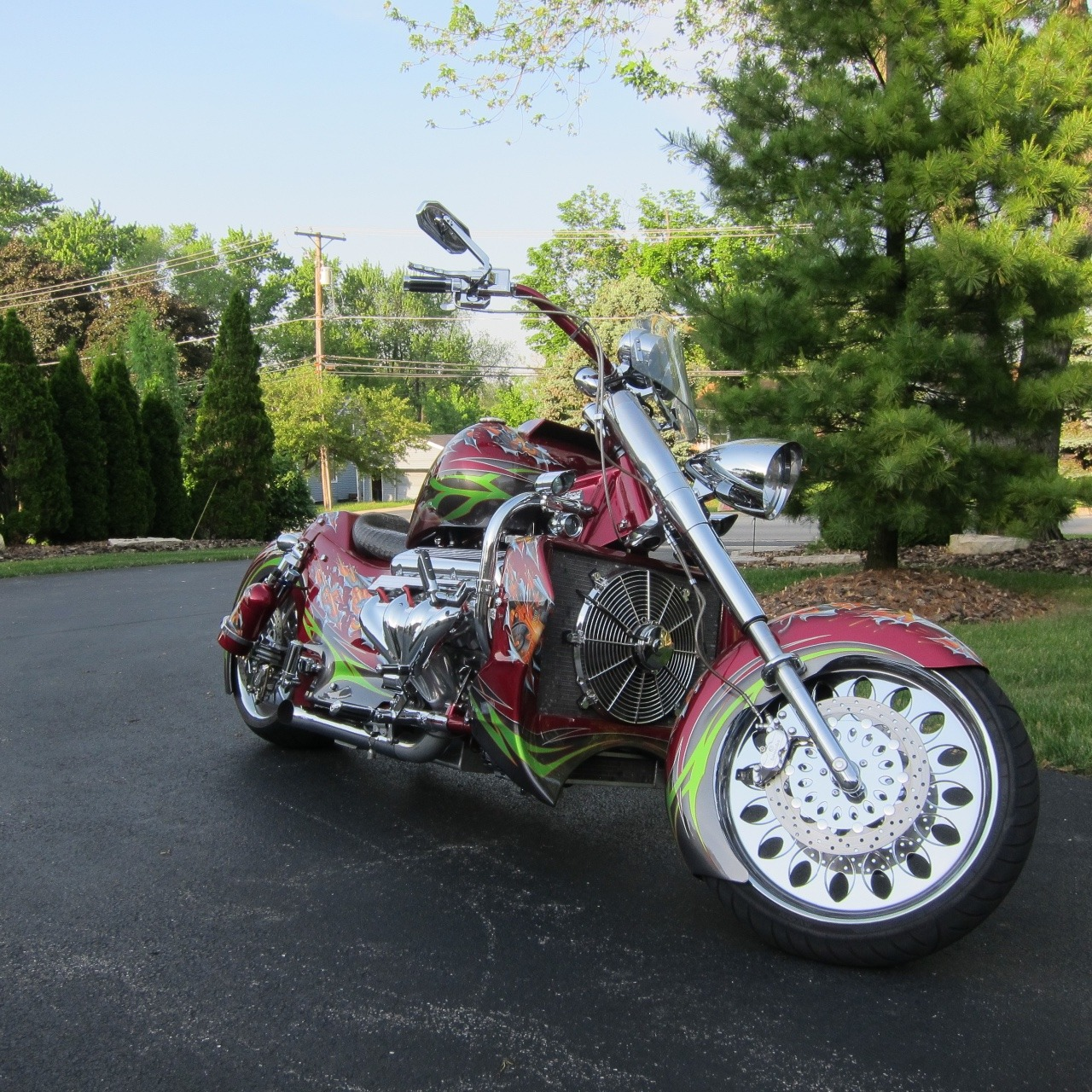 See more photos for this Boss Hoss Custom , 2008 motorcycle listing