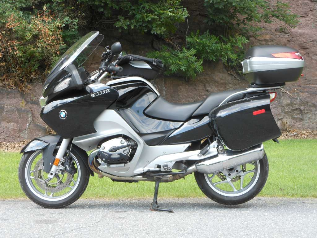 2009 bmw r 1200 rt touring motorcycle from port clinton pa today sale 9 995. Black Bedroom Furniture Sets. Home Design Ideas