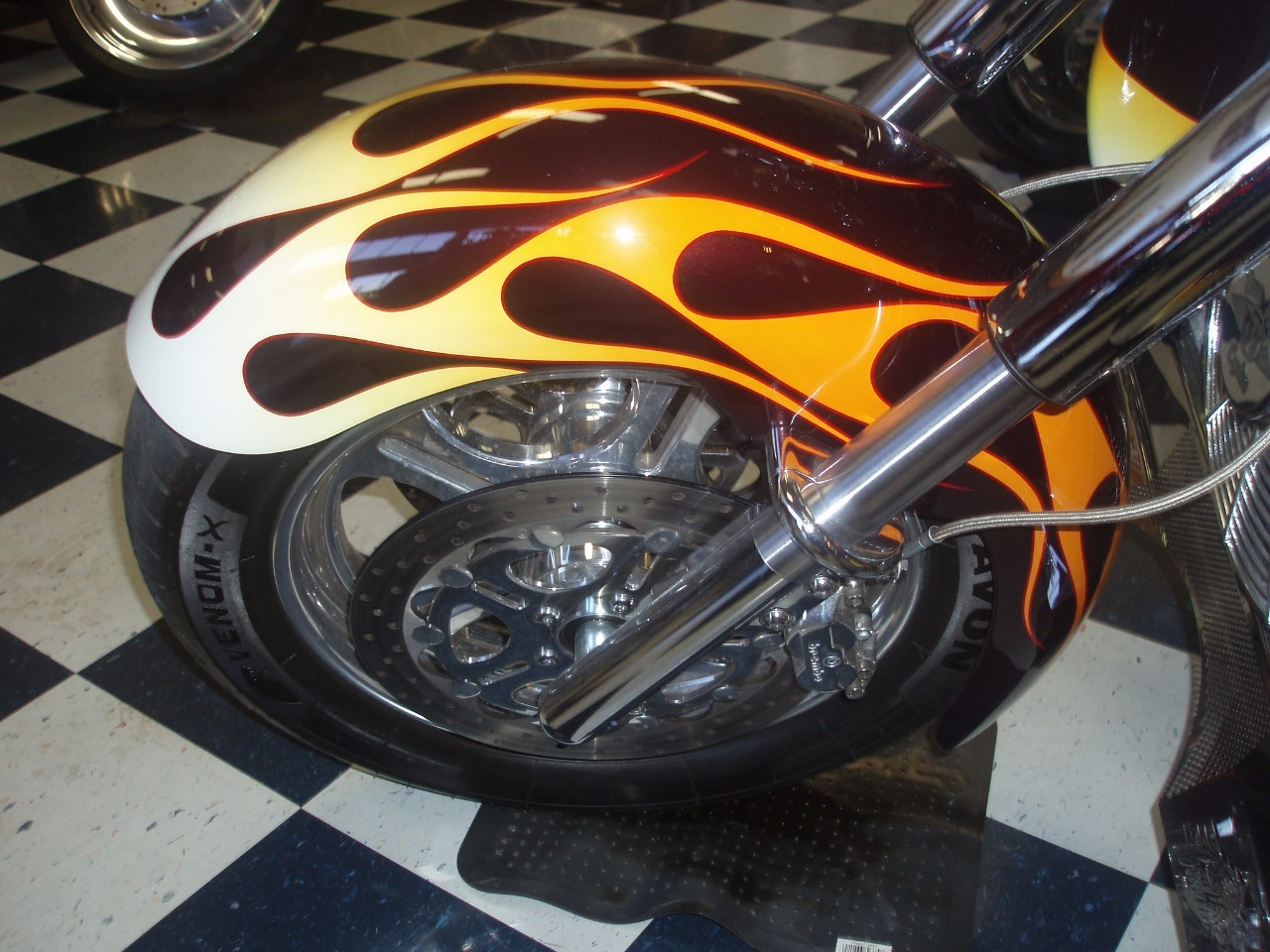 See more photos for this Boss Hoss LS3 Supersport, 2010 motorcycle listing