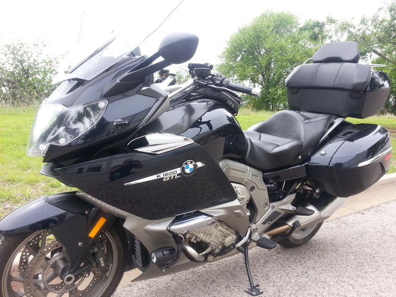 See more photos for this BMW K 1600 GTL, 2012 motorcycle listing