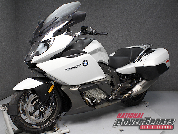 See more photos for this BMW K1600GT W/ABS & ESA, 2012 motorcycle listing
