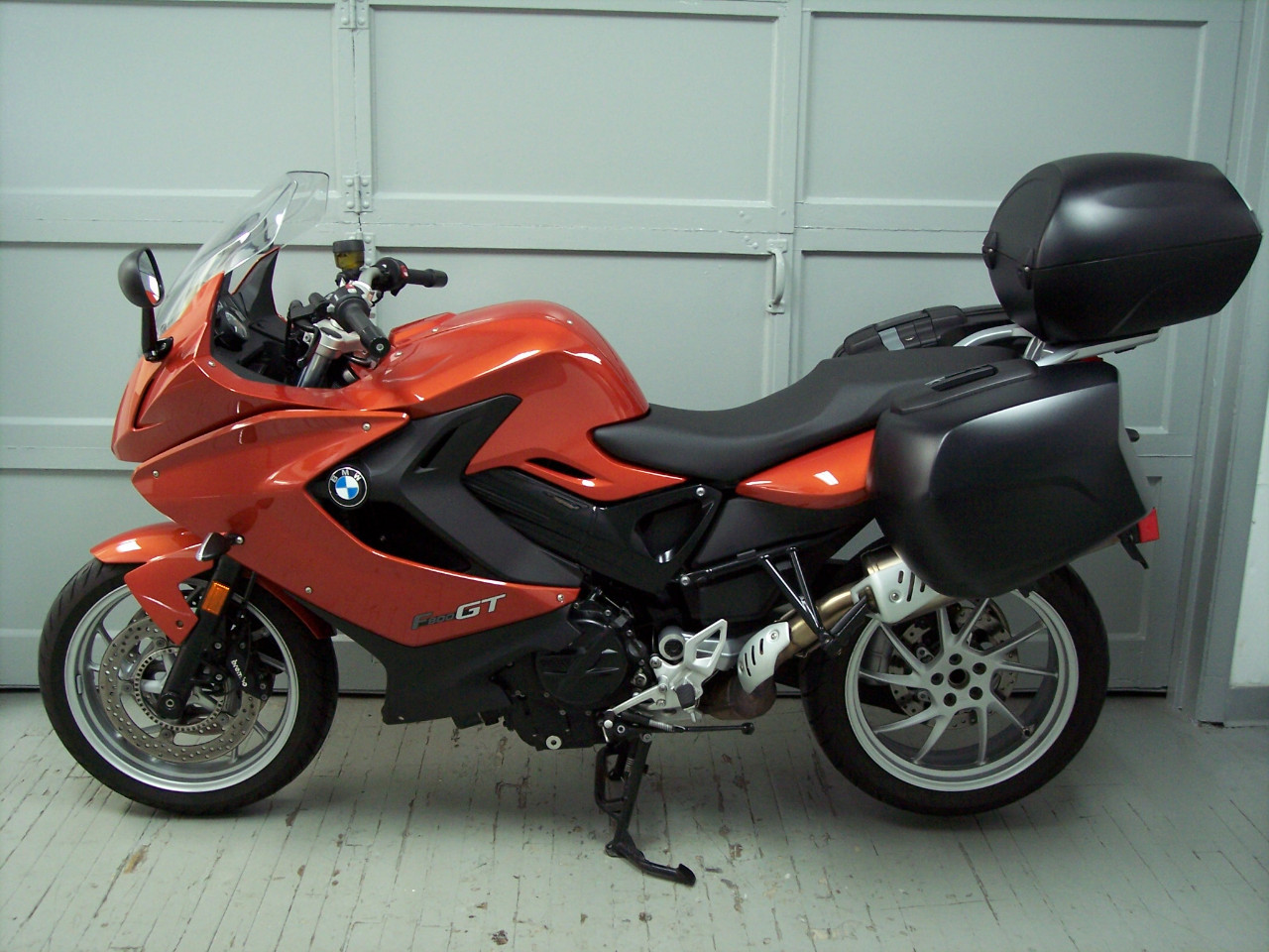 2013 BMW F800GT Touring Motorcycle From Barrington, IL ...