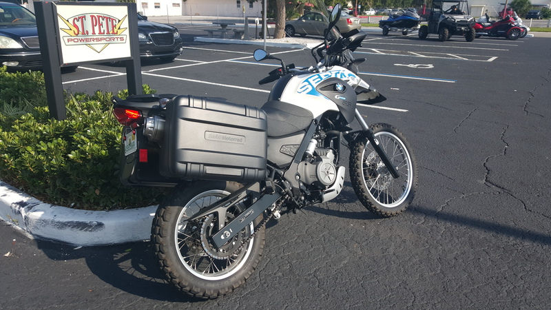 See more photos for this BMW G 650 GS Sertão, 2013 motorcycle listing