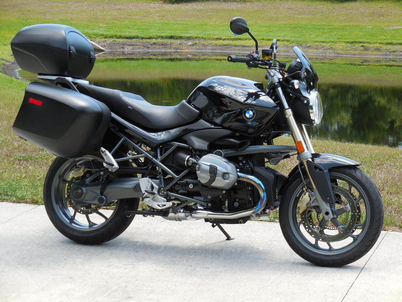 2013 BMW R1200R Sport Touring Motorcycle From Port Orange ...