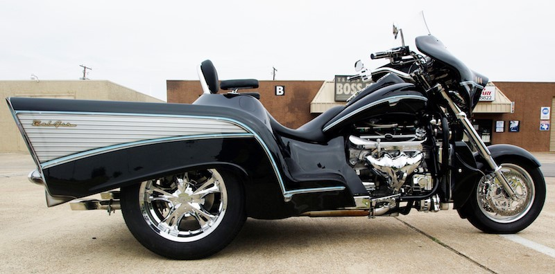 See more photos for this Boss Hoss 57 Chevy., 2014 motorcycle listing