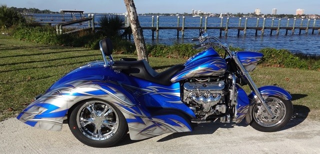 See more photos for this Boss Hoss BHC-9 LS445, 2015 motorcycle listing