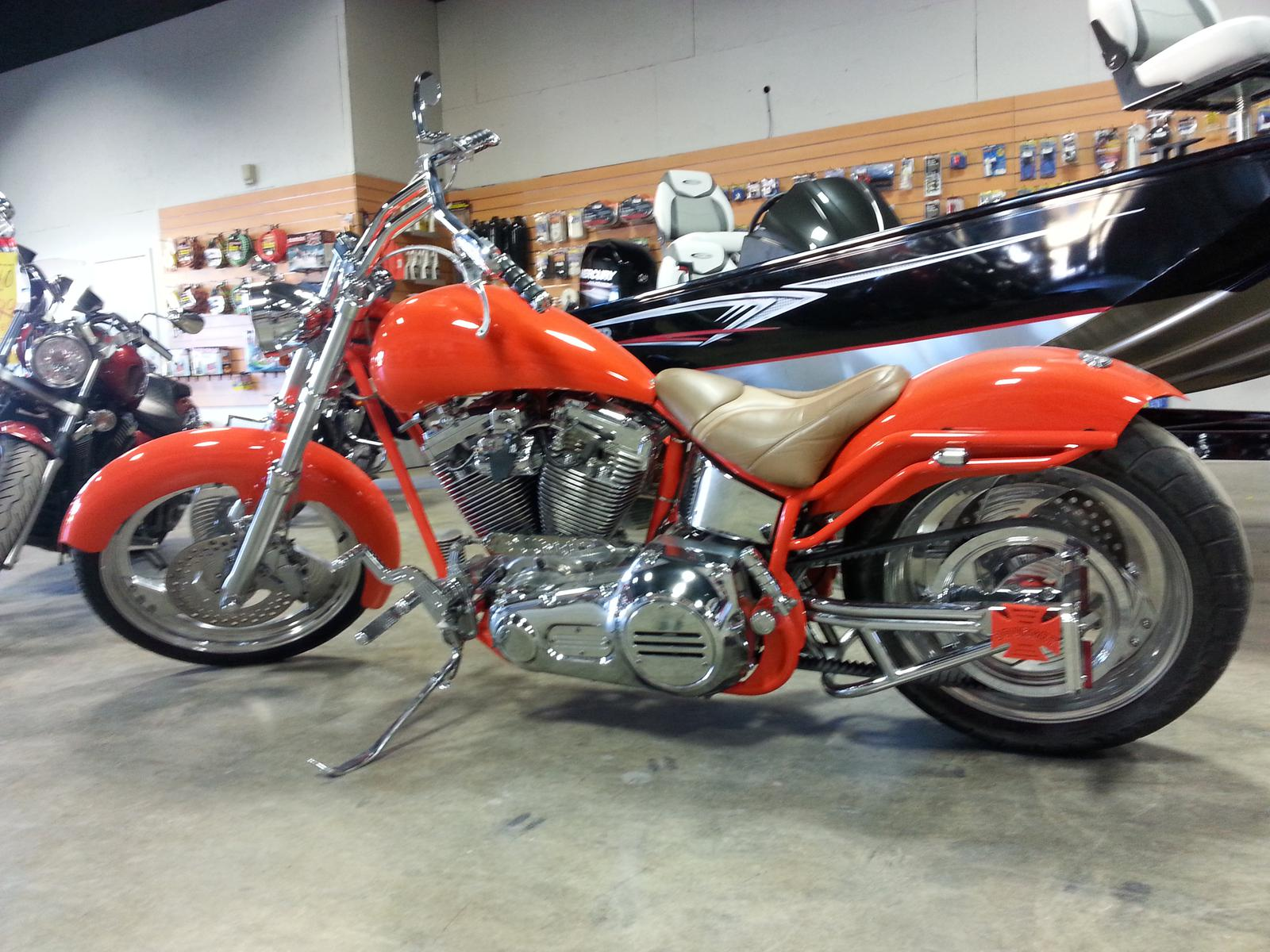 See more photos for this Bourget STREET SWEEPER, 1997 motorcycle listing