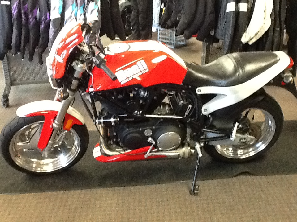 See more photos for this Buell X1, 2000 motorcycle listing