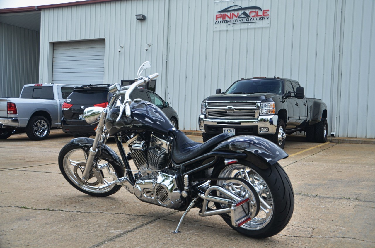 See more photos for this Bourget Low Blow , 2002 motorcycle listing